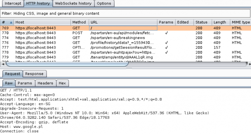 Tips & tricks #1: MITM proxy with fakenet and realnet mode